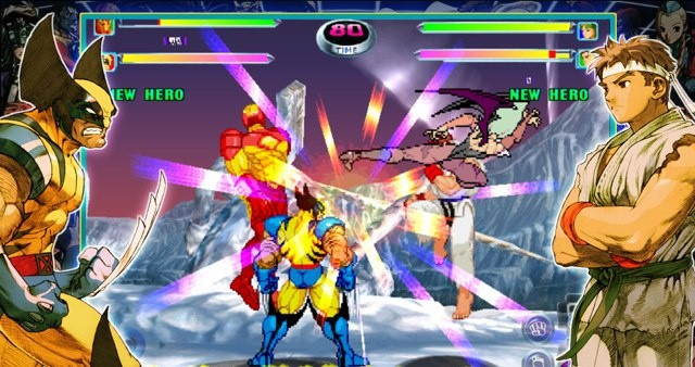 One of the best arcade fighters is now in your pocket.