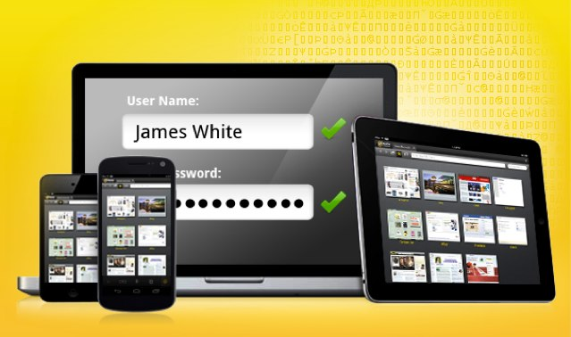 Norton Identity Safe safely stores and syncs your passwords so that you have them with you wherever you go.