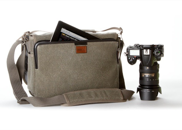 Think Tank Retrospective 7 A Stealthy Camera Bag With An Ipad Pocket