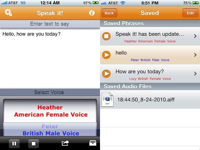 Speak It! 2