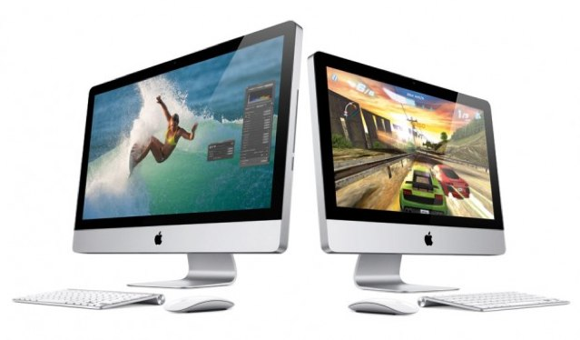 The new iMac is expected to boast a new processor, anti-reflective glass, and a new look.