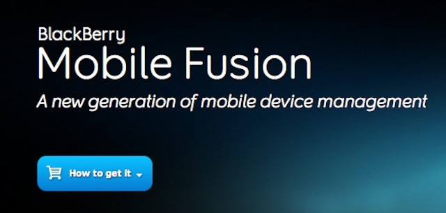 RIM expands BlackBerry Mobile Fusion to support iOS and Android management