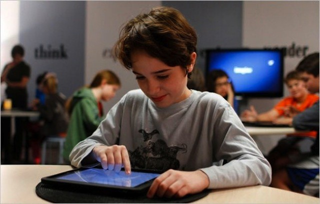 Most schools are testing, if to yet deploying, iPads