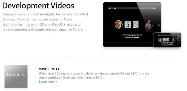 Like WWDC 2010, 2011, Apple will offer WWDC session videos