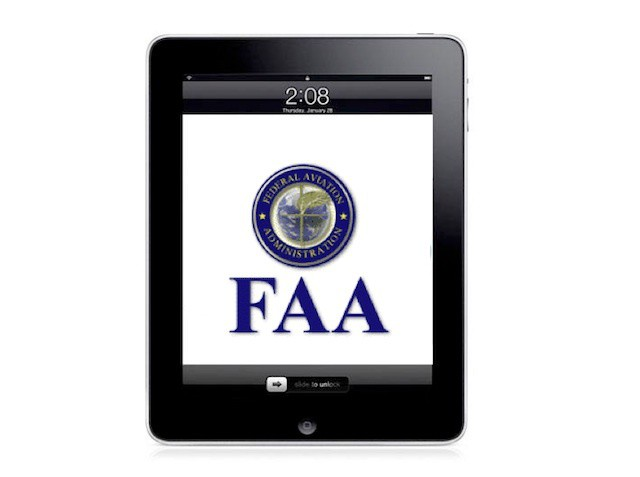 The FAA to expand iPad use, create internal app store