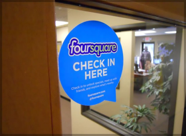 Foursquare doesn't ever want you thinking about not doing this, but maybe you should.