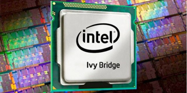 Intel's new Ivy Bridge processors are expected to feature in Apple's next MacBook Pro.