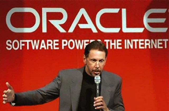 Larry Ellison acknowledged recently that Oracle considered buying RIM