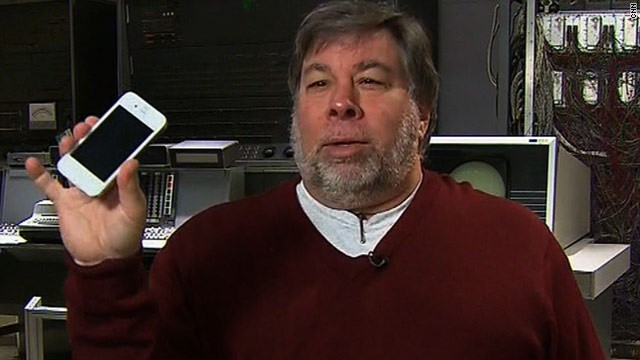 Woz keeps a bunch of third-party navigation apps on his iPhone as backup.