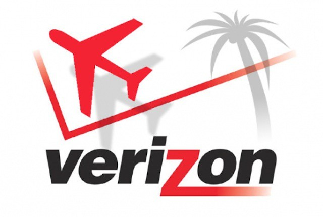 Verizon announced new international data plans