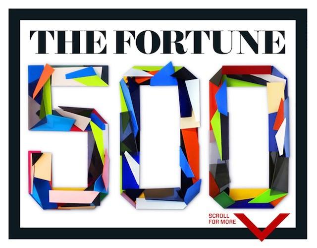 Apple breaks into Fortune 500 top 20