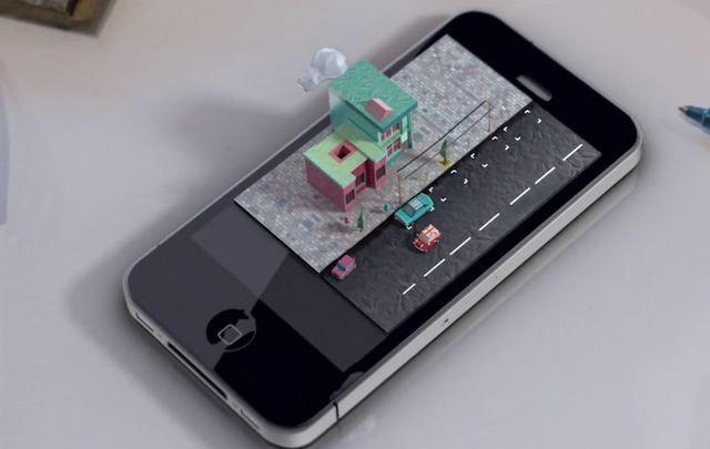 3DiPhone