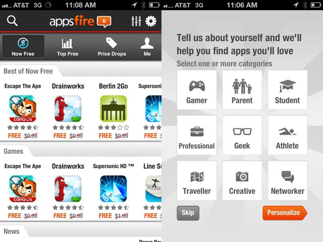 AppsfireDeals