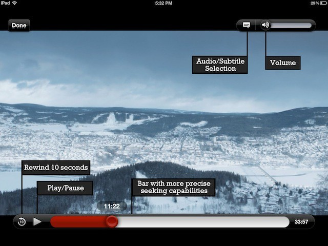 Netflix aims to make its iOS app easier to use and manage