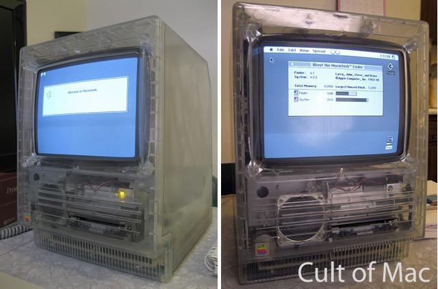 Clear Mac SE