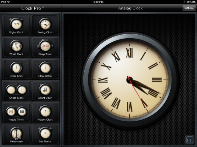Clocks HD