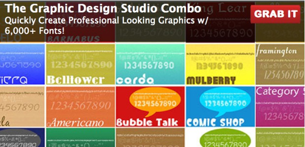 CoM - Graphic Design Bundle