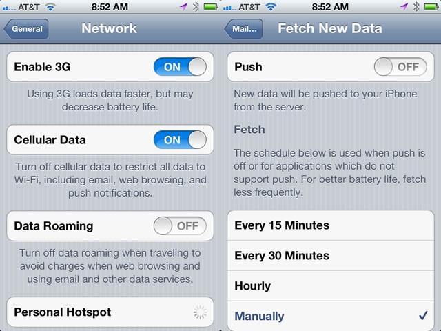 Avoid A Huge International Data Bill When Traveling [iOS Tips