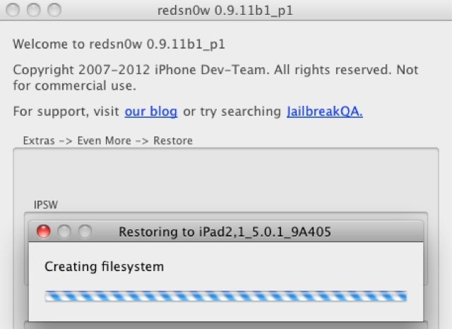 Say hello to untethered jailbreaking again.