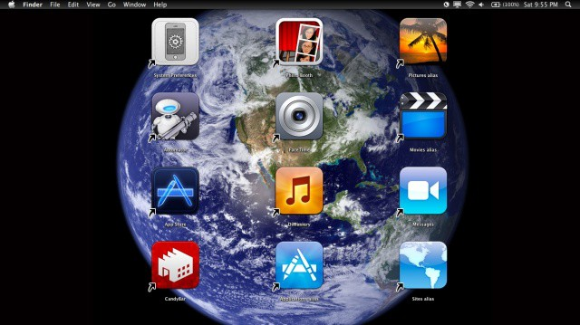 Finder Grid iOs