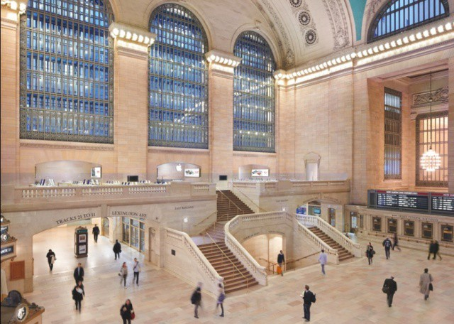 The Apple Store in New York City's Grand Terminal.