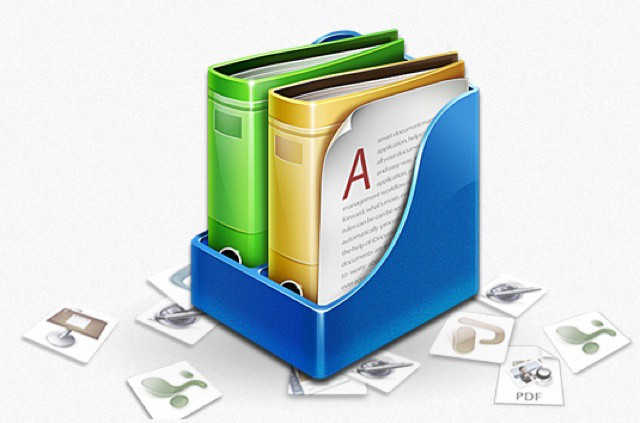 IcyBlaze iDocument - The smart document management for Mac.