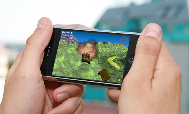 Why do you play games on your mobile phone?