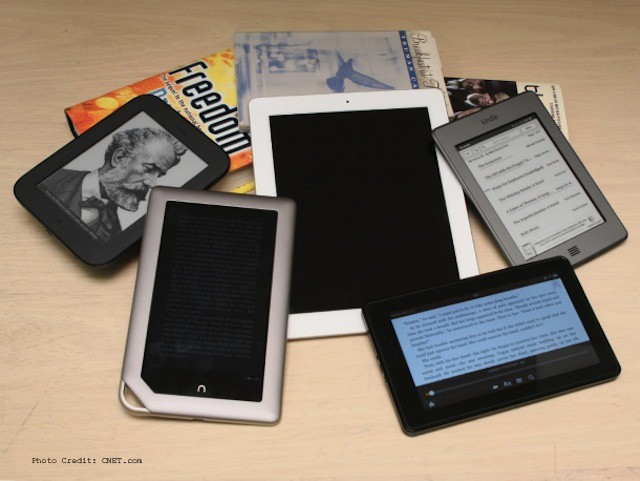 Battle for e-textbooks heats up with new Nook company