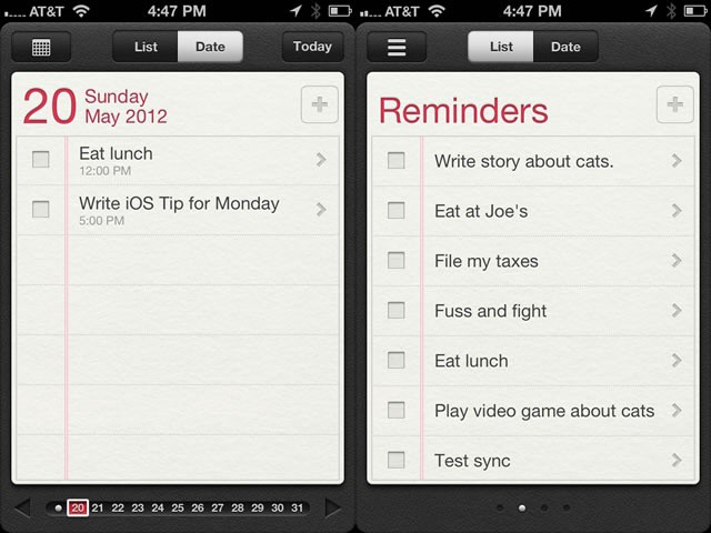 Best Ways To Use Reminders On Your iPhone [Feature] | Cult ...
