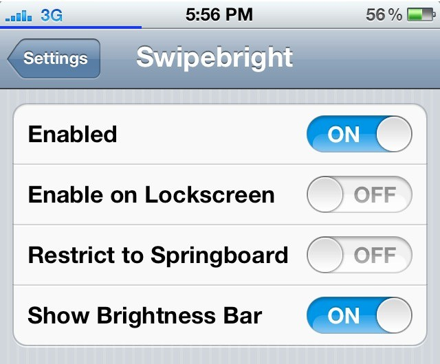Wield ultimate control over your screen brightness with this nifty tweak.