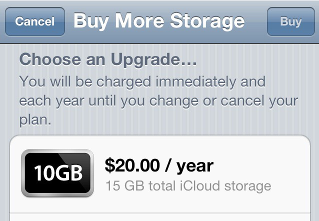 Get some cloud storage while you still can...
