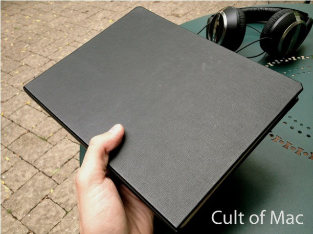 The DODOcase brings the familiar touch and feel of a good book to your favorite tablet.