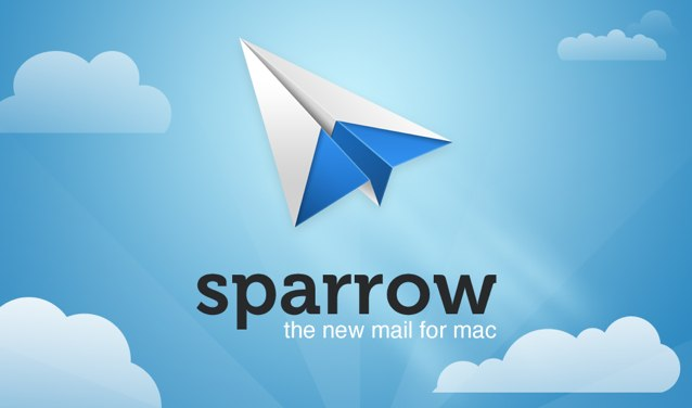 Sparrow for Mac finally supports POP email accounts.