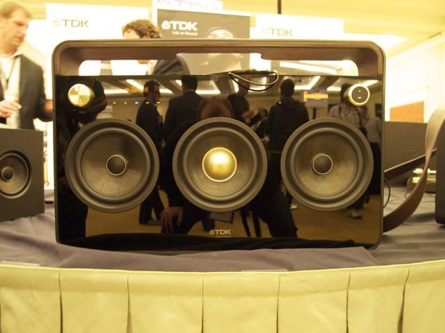 TDK boombox 41