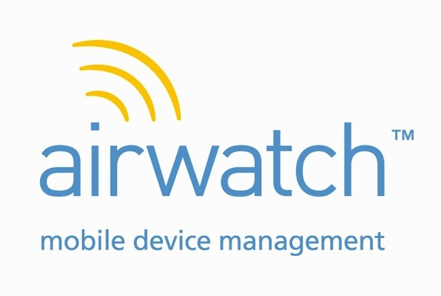 AirWatch offers mobile device, app, and information management