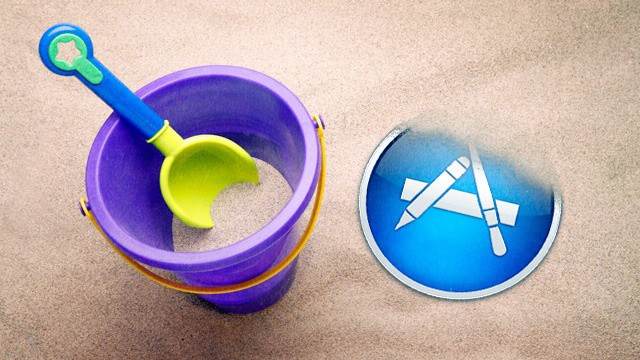 Apple wants apps in the Mac App Store to play inside their own sandboxes.