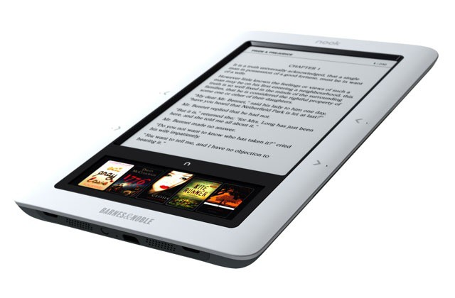 Microsoft joins Barnes & Noble in Nook venture