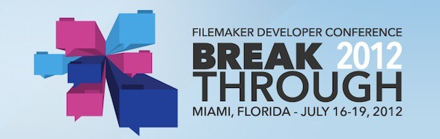 FileMaker DevCon offering $300 discount for early registration