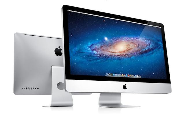 The iMac could join Apple's MacBook Pros with a Retina display upgrade.