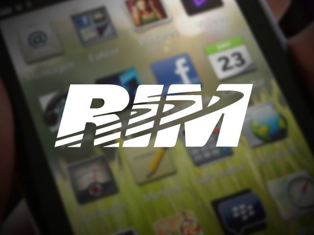 RIM tries to entice developers with very unfinished BlackBerry 10 prototype