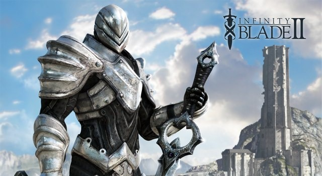 Download the second Infinity Blade II content update now.