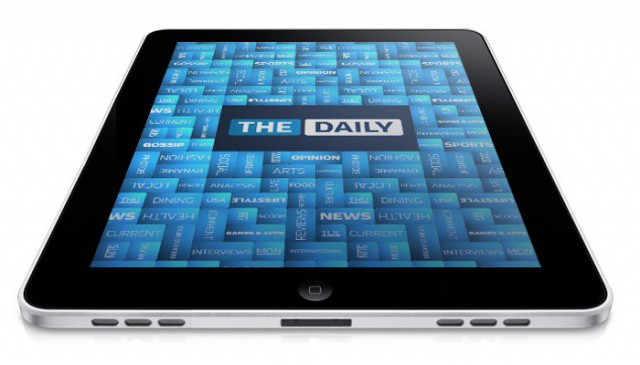 The Daily is no longer an iPad-only newspaper.