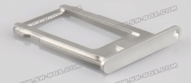 Is this really an iPhone 5 SIM tray, or did someone hit the wrong key?