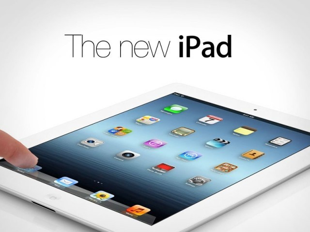Apple's newest iPad will be available in 90 countries by the end of the weekend.