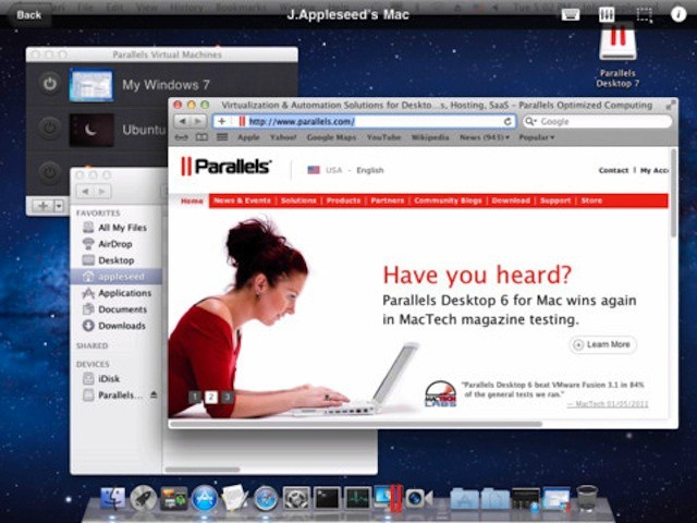 Parallels for iPad offers great features for a steal at $4.99 sale price
