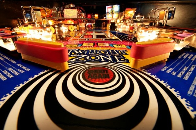 FarSight Studios Looking To Digitize Twilight Zone Pinball Machine With Your Help