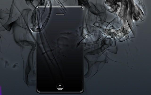 smokeiPhone
