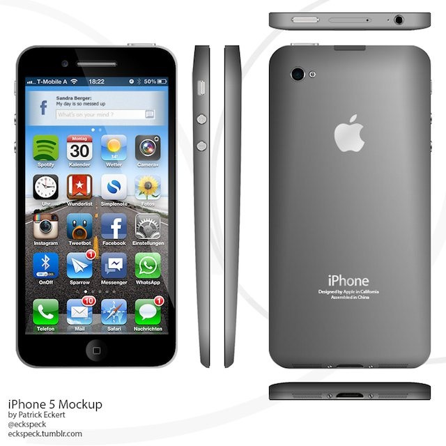 phones that look like iphone what will the 4 inch iphone 5 look like here are 12 17906