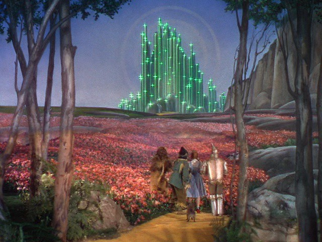 Technicolor says there's not much difference between The Emerald City and Cupertino: both use their tech.