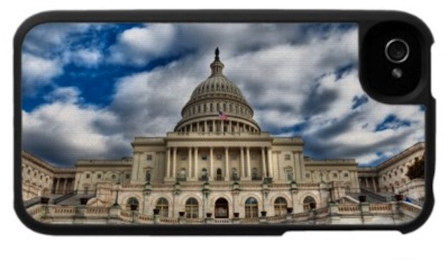 Among tech companies, Apple has the smallest presence in Congress